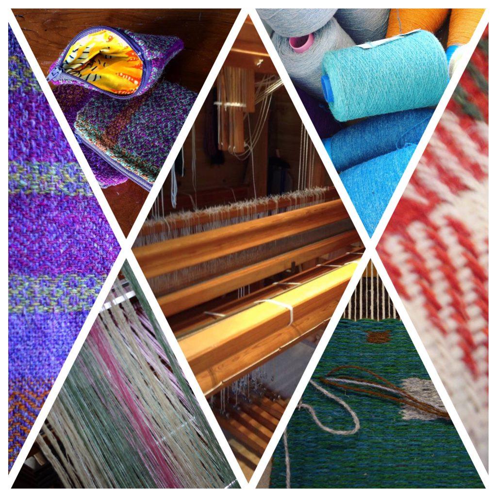 Machair Weave - Artisan Weaving - North Uist - Outer Hebrides - Marie Melnyczuk